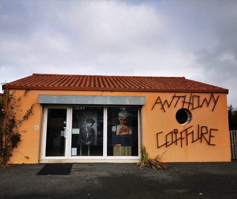 Salon de coiffure d'Anthony Coiffure, votre salon de coiffeur à Tillières