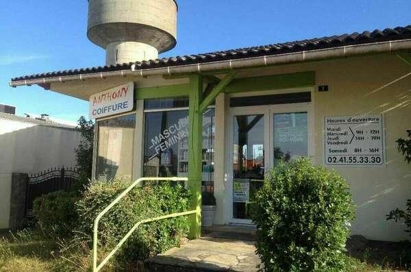 Photo du salon Anthony Coiffure, coiffeur à Saint Macaire-en-Mauges