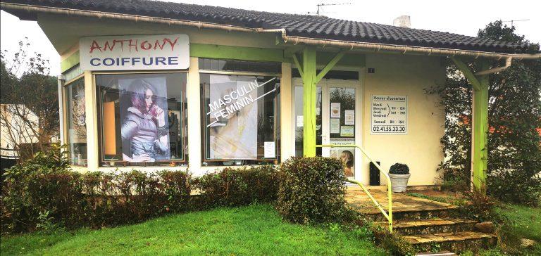 Salon de coiffure d'Anthony Coiffure, votre salon de coiffeur à Saint Macaire-en-Mauges